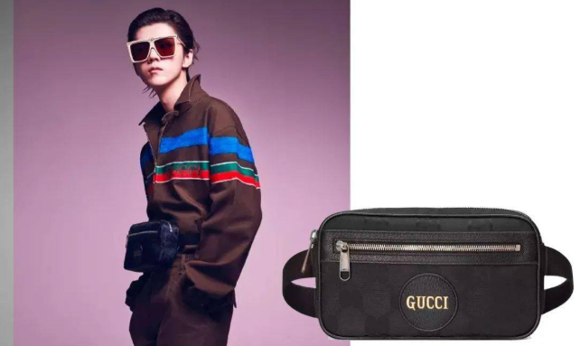 Gucci究竟藏了多少宝藏包包!