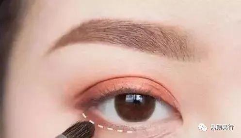 眼妆晕不开又脏又难看,正确的晕染方法看这里!
